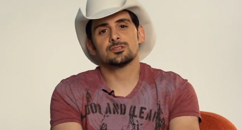 2013 ACM Awards Fan Jam - Brad Paisley Tells You What to Expect